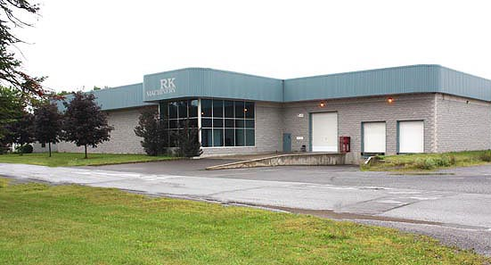 RK Machinery building and Manufactur